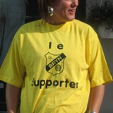 Supporter T-skjorte